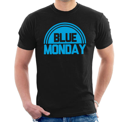 New Order Inspired Blue Monday Men's T-Shirt - NME Merch