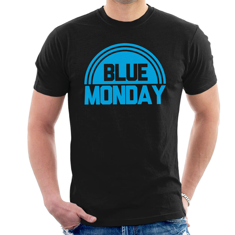 New Order Inspired Blue Monday Men's T-Shirt