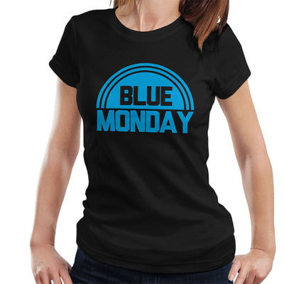 New Order Inspired Blue Monday Women's T-Shirt - NME Merch