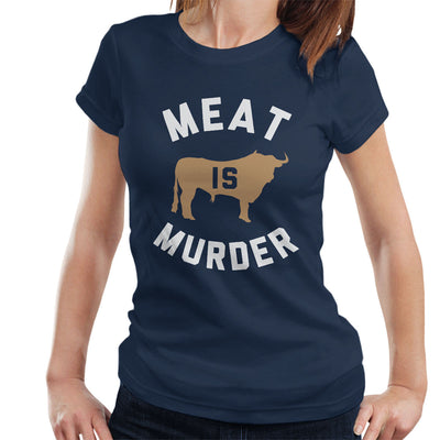The Smiths Inspired Meat Is Murder Women's T-Shirt - NME Merch