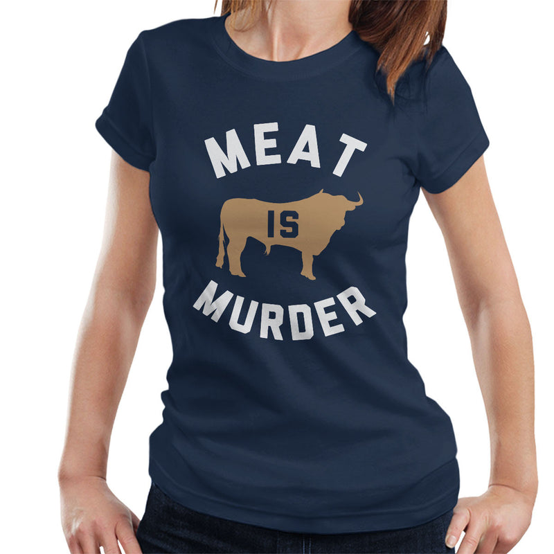 The Smiths Inspired Meat Is Murder Women's T-Shirt
