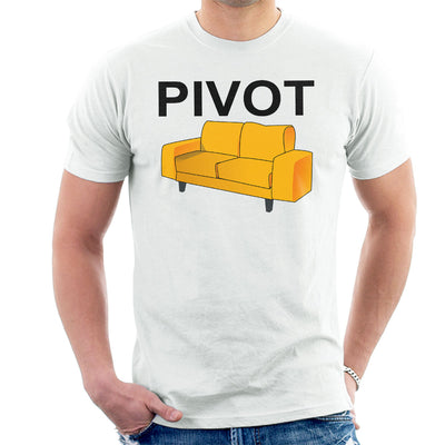 Friends Inspired Ross Quote Pivot Men's T-Shirt