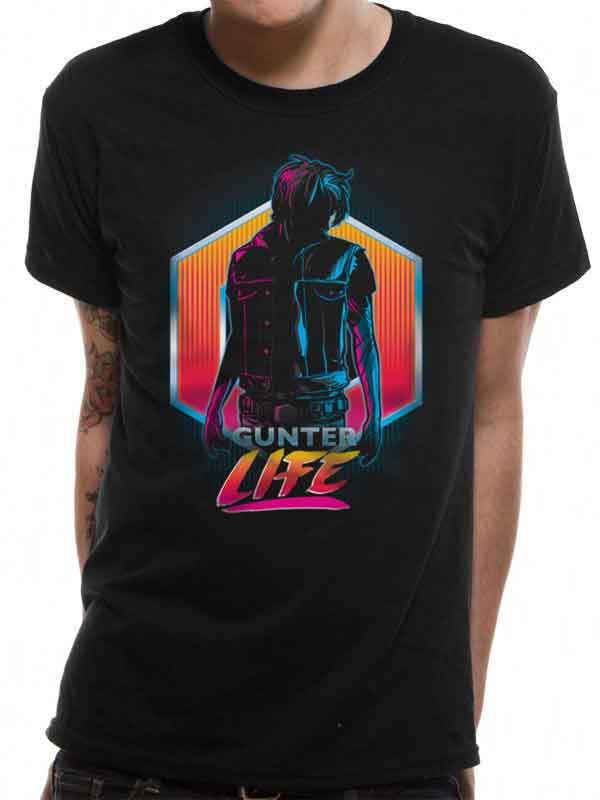 Ready Player One Gunter Life Men's T-Shirt - NME Merch