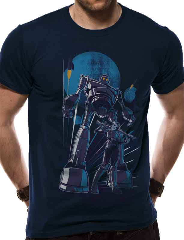 Ready Player One Iron Giant Men's T-Shirt - NME Merch