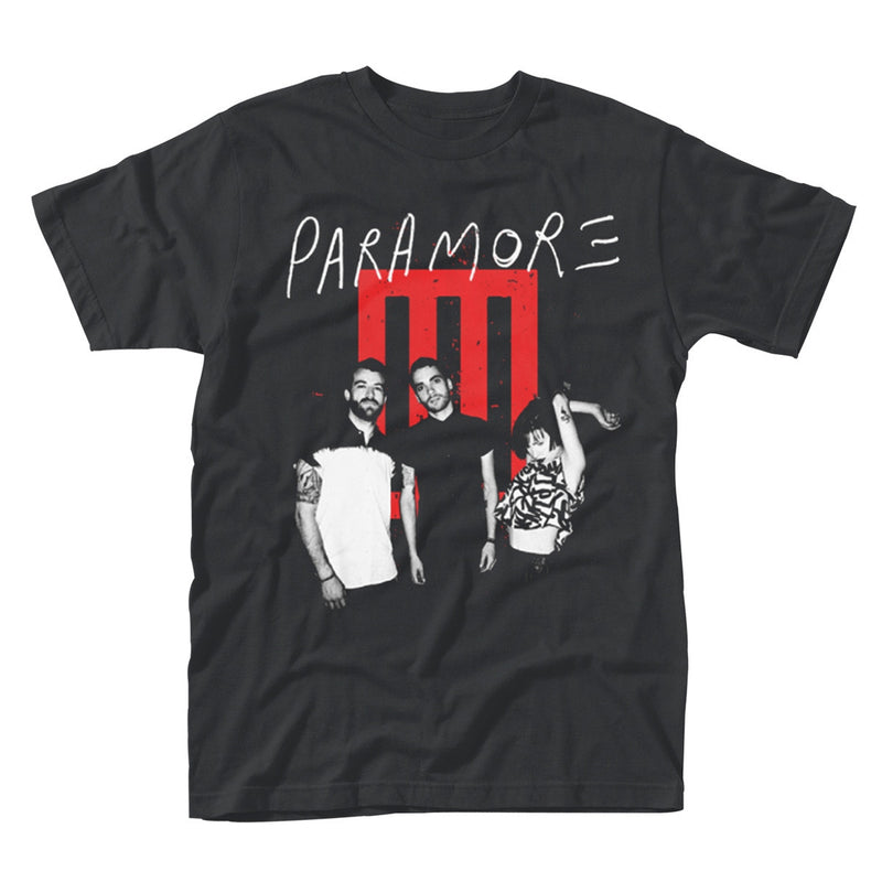 Paramore Bar Mates Men's T-Shirt - NME Merch