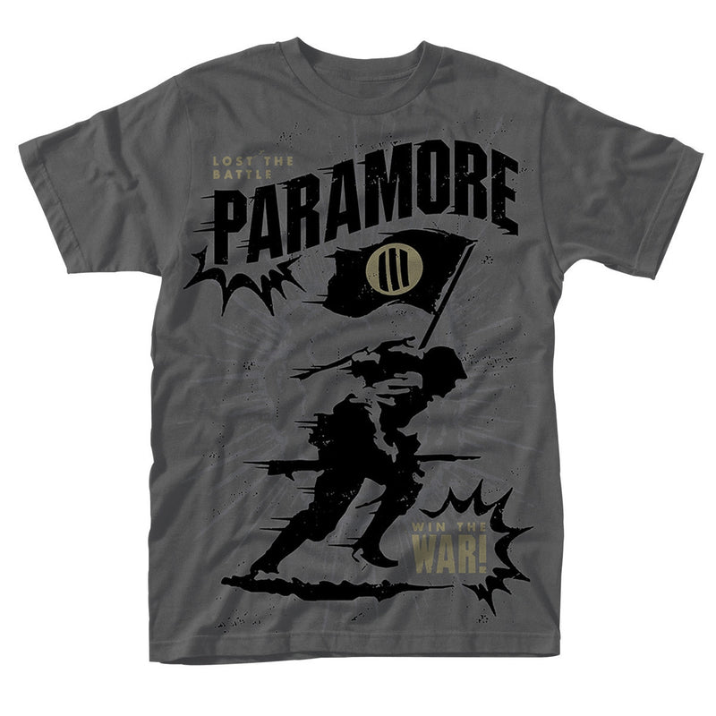Paramore Minefield Men's T-Shirt - NME Merch