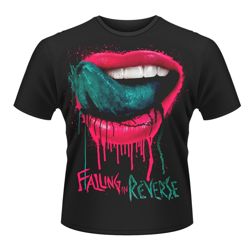Falling In Reverse Lips Men's T-Shirt - NME Merch