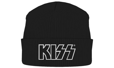 Kiss Logo Beanie Hat - NME Merch