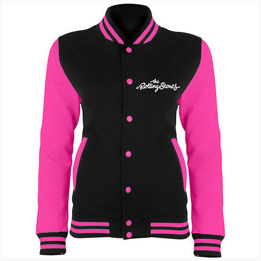 The Rolling Stones Women's Varsity Jacket - NME Merch