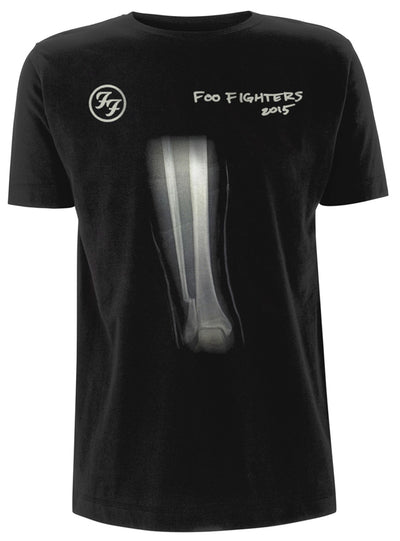 Foo Fighters X-Ray Men's T-Shirt - NME Merch