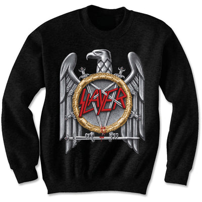 Slayer Silver Eagle Men's Sweatshirt - NME Merch