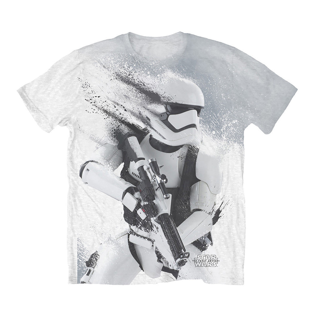 Star Wars Storm Trooper All Over Print Men's T-Shirt - NME Merch