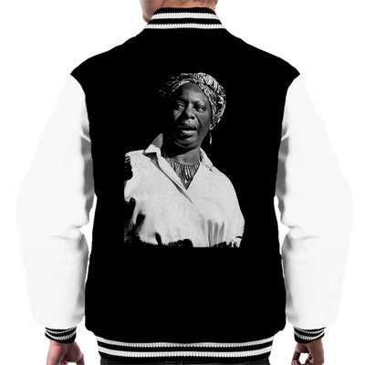Nina Simone At The Royal Albert Hall 1998 Men's Varsity Jacket