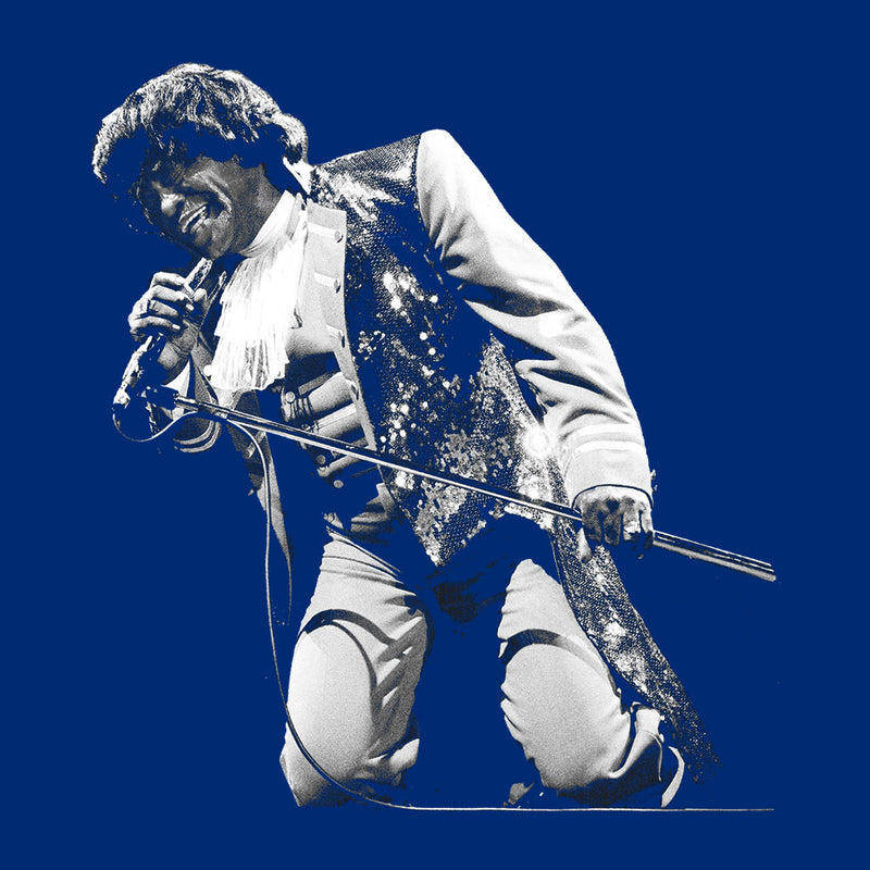 James Brown Playing At Wembley 1991 Women's Vest - NME Merch
