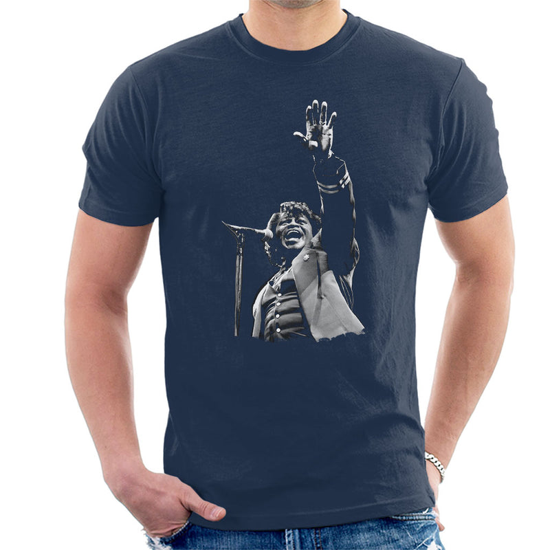 James Brown Live At Wembley 1991 Men's T-Shirt - NME Merch
