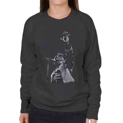 James Brown Live At Wembley 1991 Women's Sweatshirt
