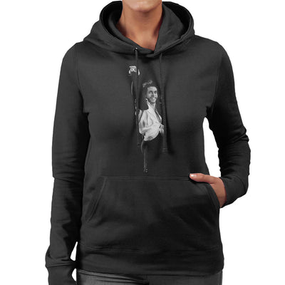 Prince The Nude Tour 1991 Women's Hooded Sweatshirt