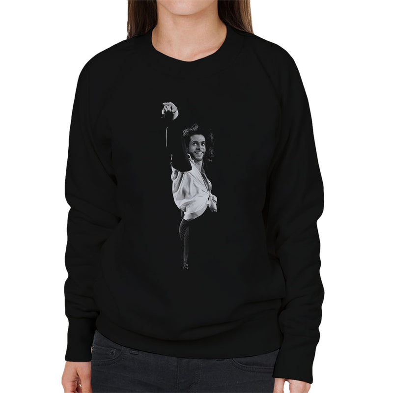 Prince The Nude Tour 1991 Women's Sweatshirt