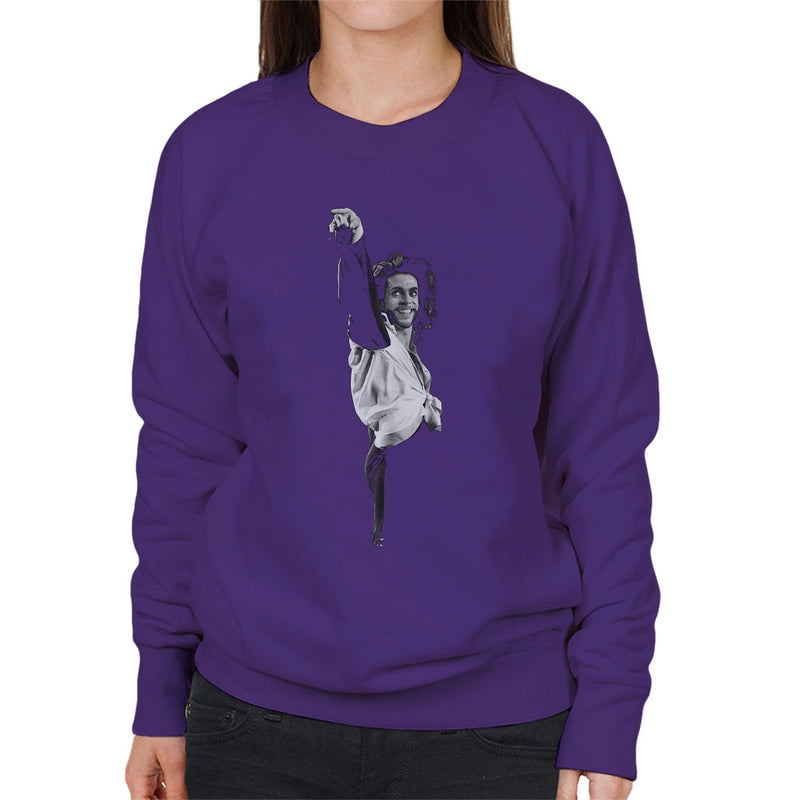 Prince The Nude Tour 1991 Women's Sweatshirt - NME Merch