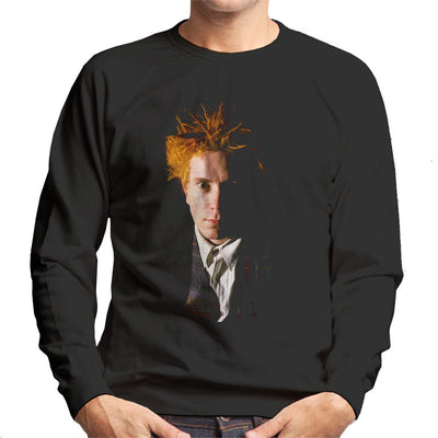 John Lydon Johnny Rotten Of Public Image Ltd Men's Sweatshirt