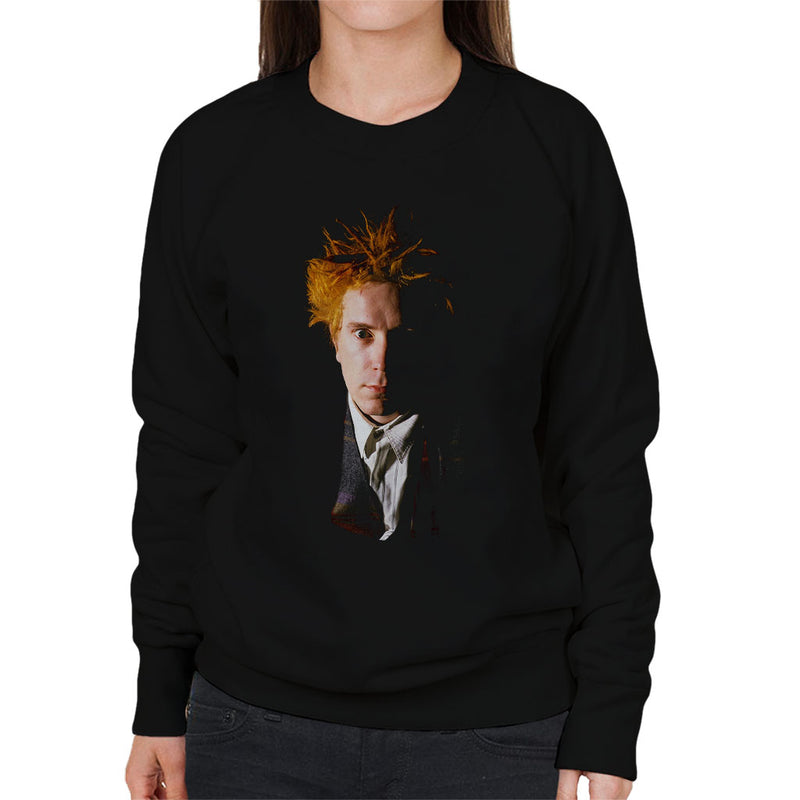 John Lydon Johnny Rotten Of Public Image Ltd Women's Sweatshirt
