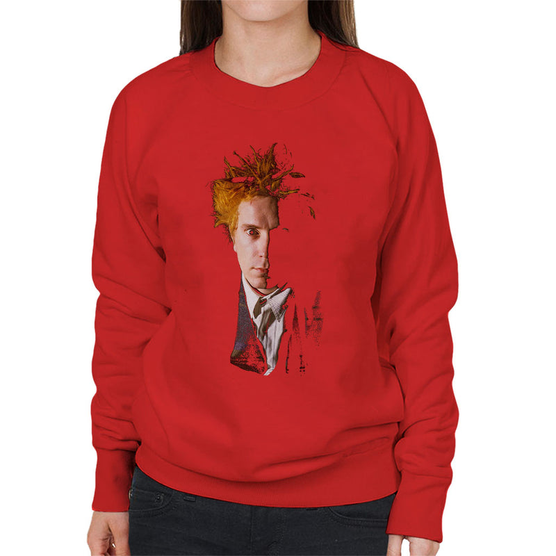 John Lydon Johnny Rotten Of Public Image Ltd Women's Sweatshirt - NME Merch