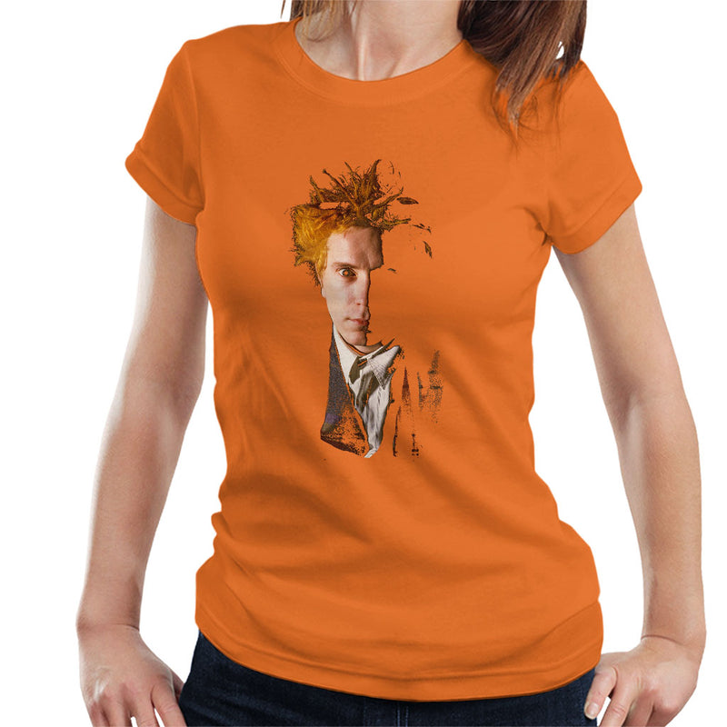 John Lydon Johnny Rotten Of Public Image Ltd Women's T-Shirt - NME Merch