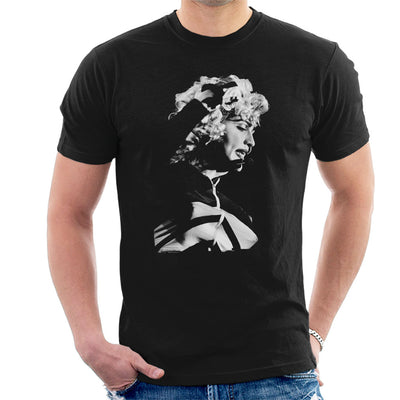 Madonna Wembley Stadium Blonde Ambition Tour 1990 Men's T-Shirt