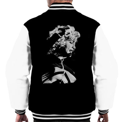 Madonna Wembley Stadium Blonde Ambition Tour 1990 Men's Varsity Jacket