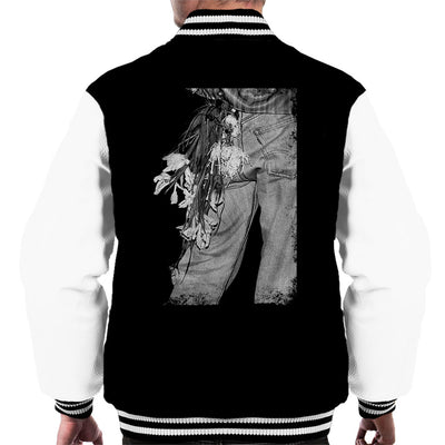 The Smiths Morrissey Flowers In The Back Pocket Men's Varsity Jacket