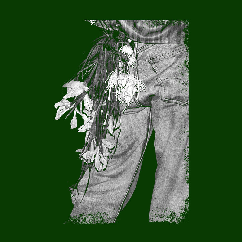 The Smiths Morrissey Flowers In The Back Pocket Women's T-Shirt - NME Merch