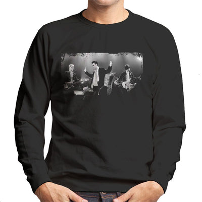 The Smiths Live BBC Manchester 1985 Men's Sweatshirt