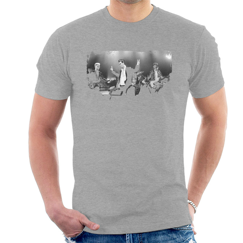 The Smiths Live BBC Manchester 1985 Men's T-Shirt - NME Merch