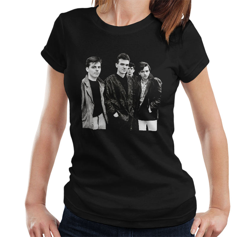The Smiths Closeup From Salford Lads Club 1985 Women's T-Shirt