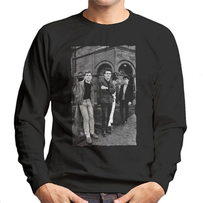 The Smiths Alternative Shot Salford Lads Club 1985 Men's Sweatshirt