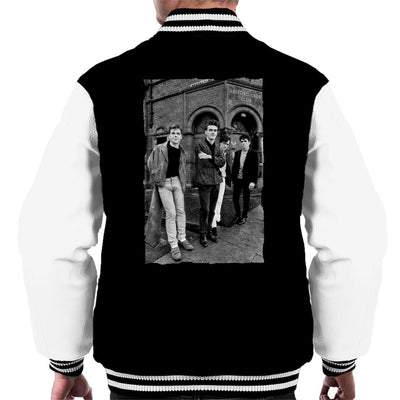 The Smiths Alternative Shot Salford Lads Club 1985 Men's Varsity Jacket