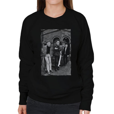 The Smiths Alternative Shot Salford Lads Club 1985 Women's Sweatshirt