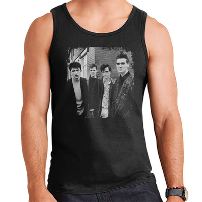The Smiths Salford Lads Club Shoot Street Shot 1985 Men's Vest
