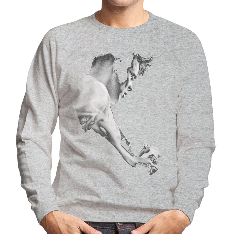 Bernard Sumner Of New Order Live Men's Sweatshirt - NME Merch