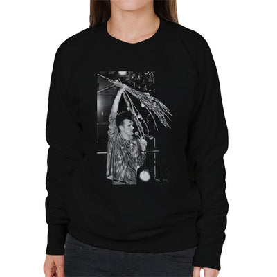 The Smiths Morrissey Live Manchester Women's Sweatshirt