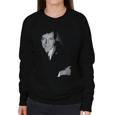 Tony Wilson Portrait Women's Sweatshirt