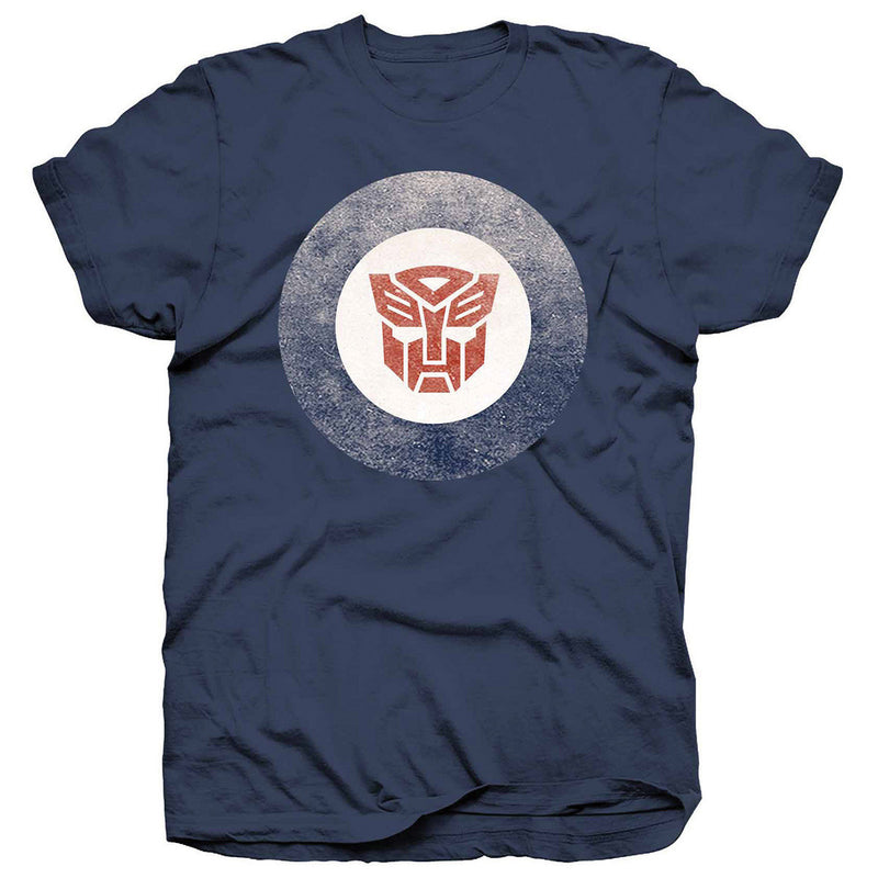 b2489c917b Transformers Target Logo Men s T-Shirt