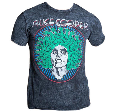 Alice Cooper Medusa Men's Tee - NME Merch