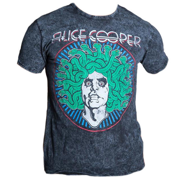 Alice Cooper Medusa Men's Tee