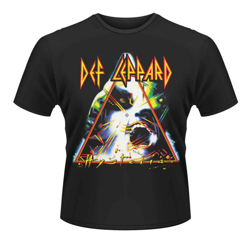 Def Leppard Hysteria Men's T-Shirt - NME Merch