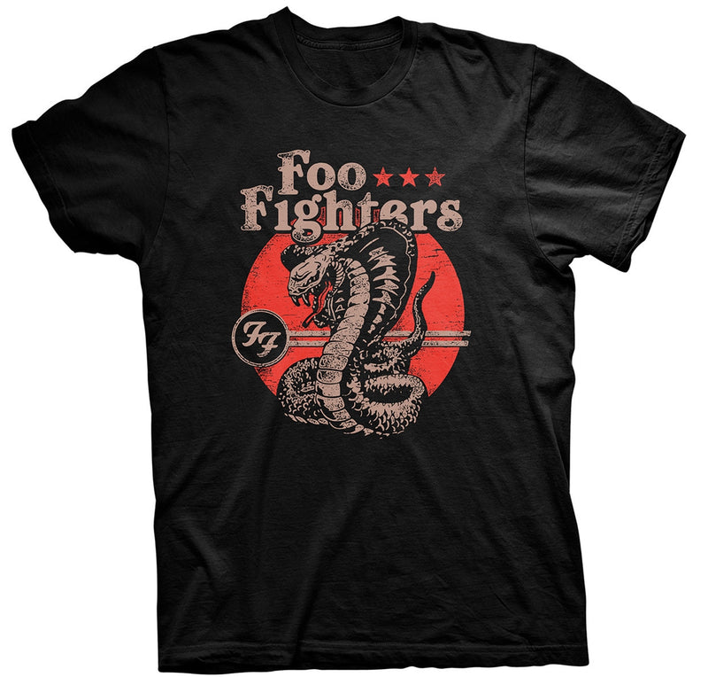 Foo Fighters Snake Men's T-Shirt - NME Merch