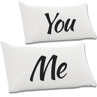 Me You Pair Of Pillow Cases - NME Merch