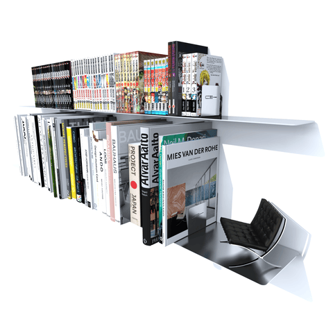 etagere contemporaine en metal