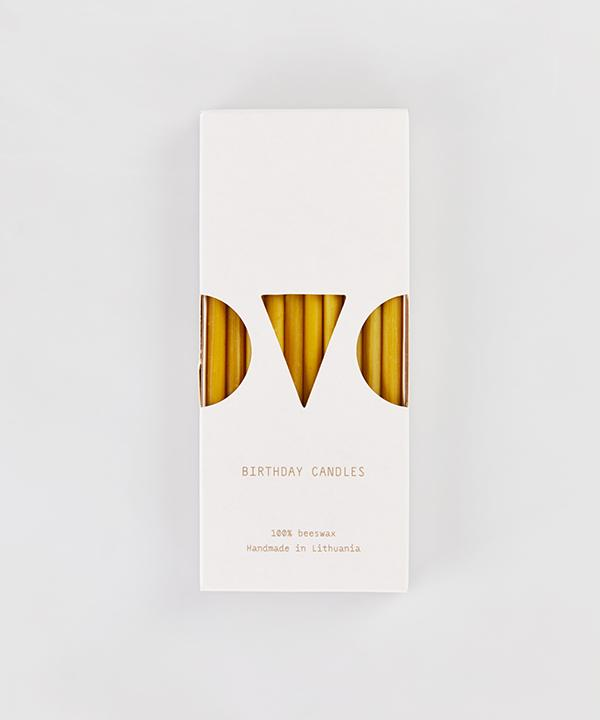 OVO Things - Birthday Candles (10 pack)