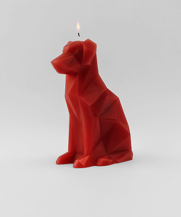 Voffi Terracotta candle